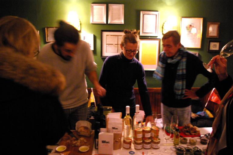 Marktschwärmertag mit Berliner Honig von Mädelfleiß