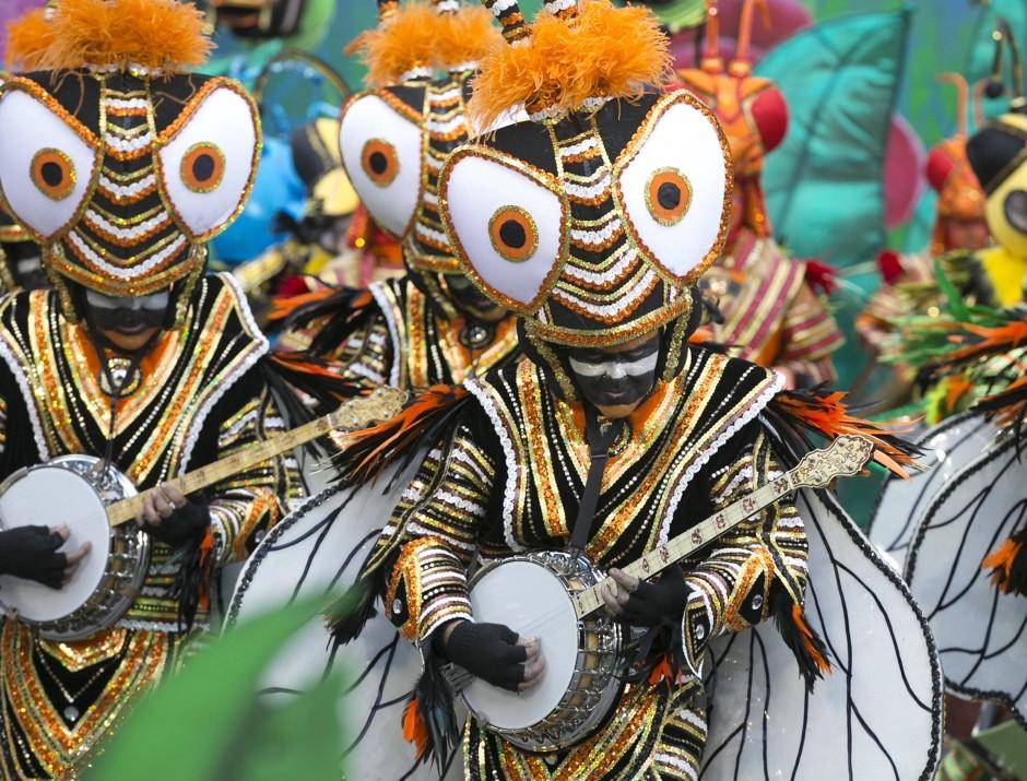 Mummers Parade 2016 © AP