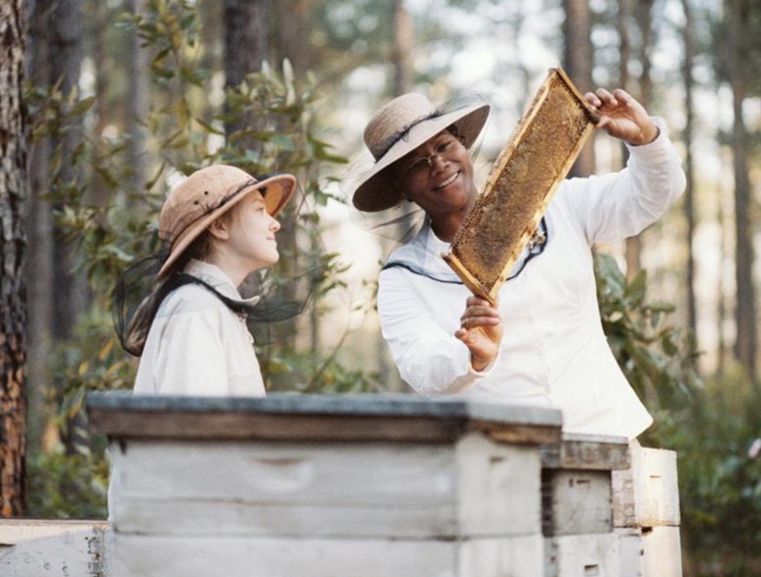 Bienenhüterin